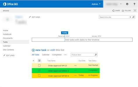 sharepoint choice indicator color code choices in list change the colors of items according to choice column