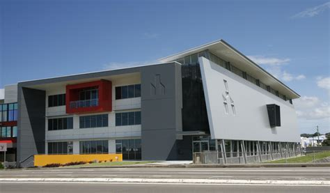 Mba Building by Mba Building Eje Architecture