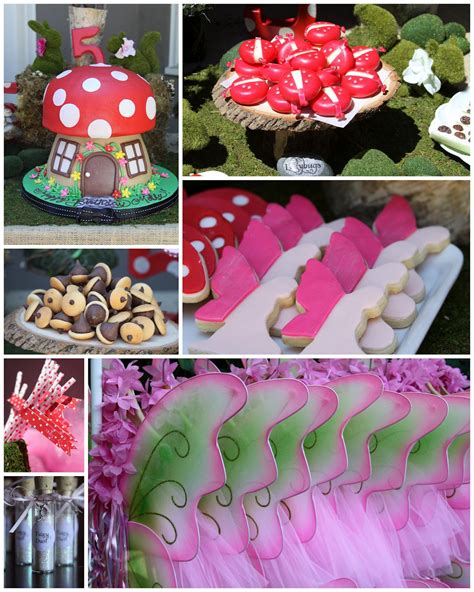 themed birthday party at home fairy themed birthday party home party ideas