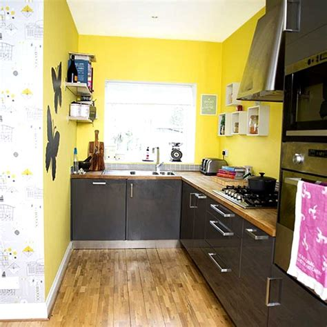 and yellow kitchen ideas 25 modern small kitchen design ideas