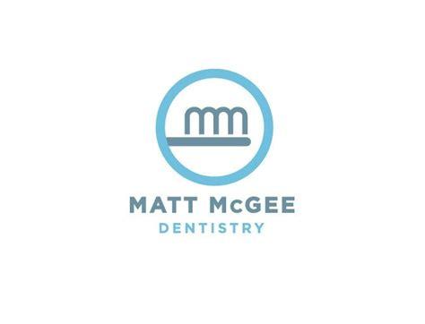 design logo dental dentist logo design matt mcgee dentistry logotipos