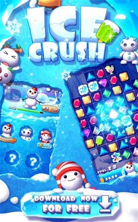 ice crush » android games 365 free android games download