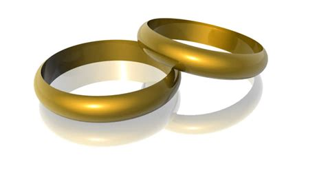 Wedding Rings Animation by Stock Footage By Filip Bjorkman