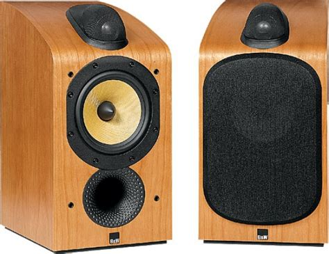 b w 705 bookshelf speakers review test price