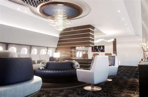 boeing  interior design mbg international design