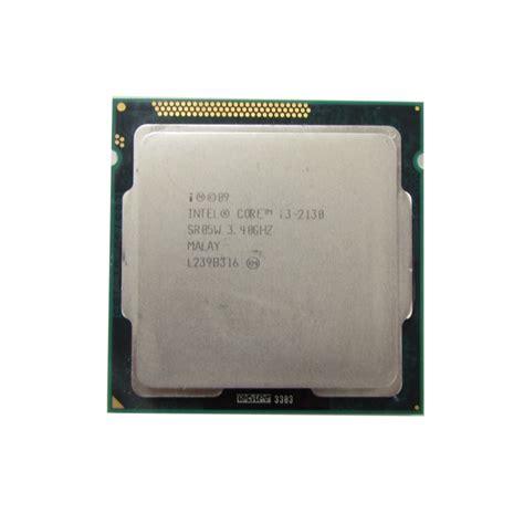 Processor I3 2130 3 4ghz Socket 1155 Garansi 1thn intel i3 2130 sr05w 3 40ghz socket lga1155 cpu ebay