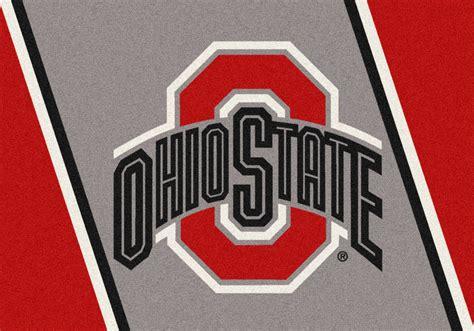 Ohio State Runner Rug 5x8 Milliken Ohio State Buckeyes 45568 Ncaa Spirit Area Rug Approx 5 4 Quot X7 8 Quot Ebay