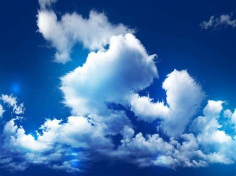 Biru Langit alasan langit siang berwarna biru langit sore berwarna