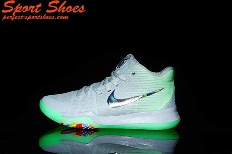2017 new nike kyrie irving 3 mens athletic shoes white silver