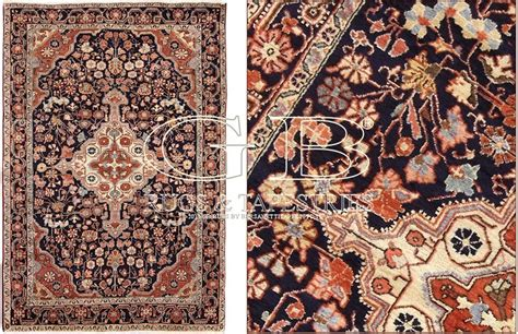 sarough teppich antik sarough teppich 151x113 140000000033