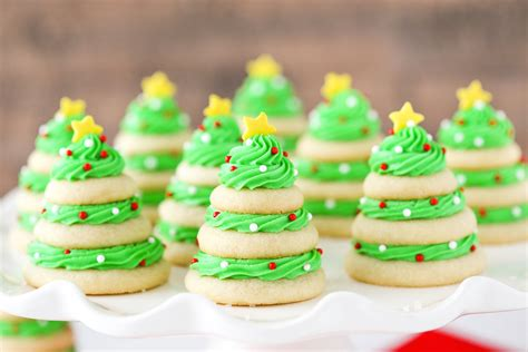 cute christmas desserts 30 cute christmas treats easy recipes for holiday