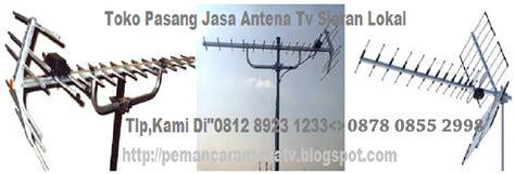 Antena Arahan toko jasa pemancar antena tv