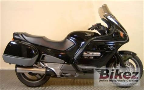 1998 honda st 1100 pan european std specifications and