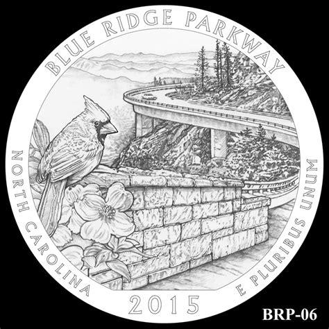 blue and the quarters 2015 national park quarter and site quarter designs