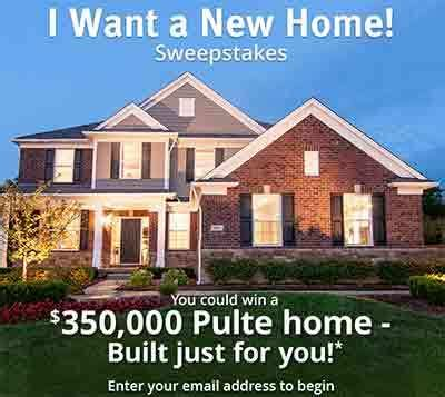 New Home Sweepstakes - facebook com zillow i want a new home sweepstakes
