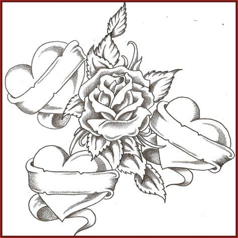 imagenes de rosas y corazones para colorear corazones para enamorados retro imagenes de corazon