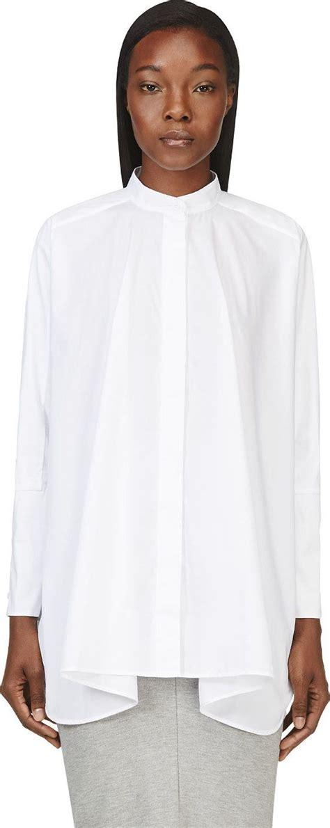 25222 White Dot Oversize Blouse Blouse Putih Polkadot Jumbo 702 best s h i r t s images on fashion details blouse and white shirts