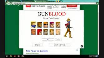 Gun blood game with cheats youtube