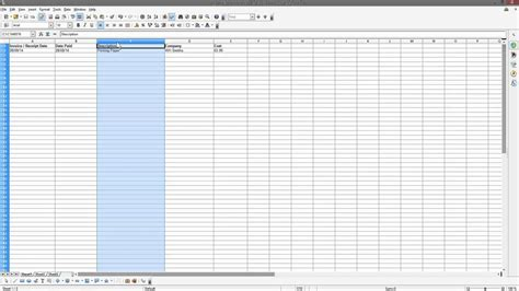 business excel template free business spreadsheet exles 3 small business spreadsheet