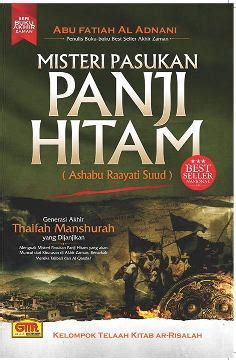 Pasukan Panji Hitam ashabu rayati sud archives wisata buku islam