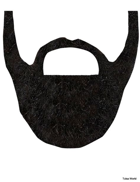 printable beard mask free james harden coloring pages