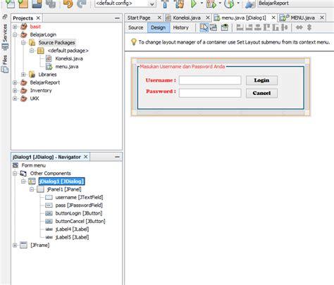 membuat hak akses menu dengan php coding in a fun way membuat form login dengan menggunakan