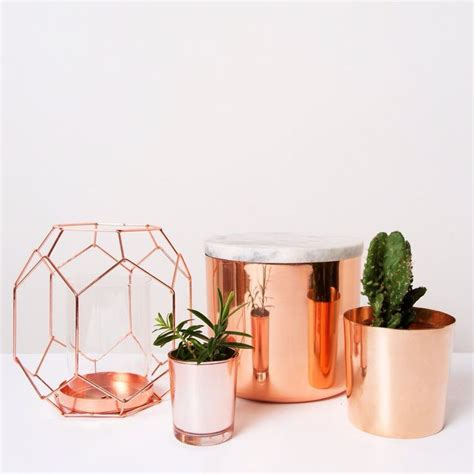 decorative home accessories uk att pynta copper homewares home pinterest copper
