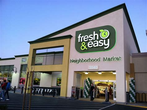 Smart And Easy brandchannel fresh easy to shutter stores as tesco founded chain fails again