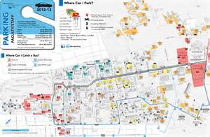 Penn State University Campus Map by Geog 486
