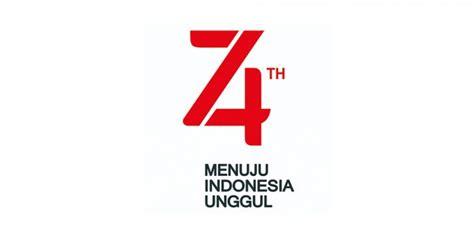 logo hut ri    menuju indonesia unggul