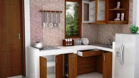 Kabinet Dapur Minimalis 25 desain dapur minimalis
