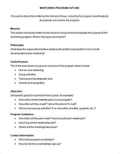 program management plan template program plan templates army plan free template