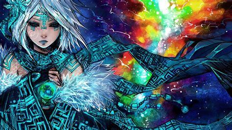 anime wallpaper tribal mage hd anime wallpaper wallpaper wiki