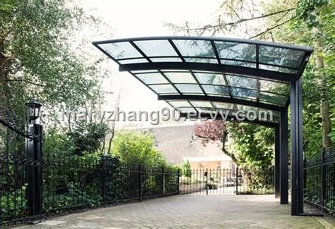 steel hoop arbor   pergola frame draped  canvas create  contemporary style