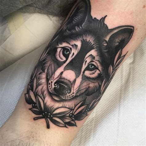 animal tattoo london thanks man for sitting so well for your first