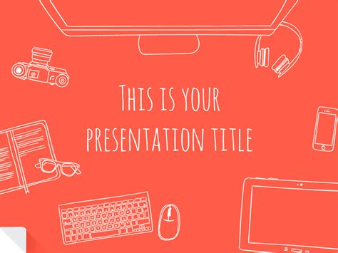 free slideshow template free templates for powerpoint slides technotes