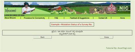 Records Gov Bhoomi Karnataka Gov Select Seotoolnet
