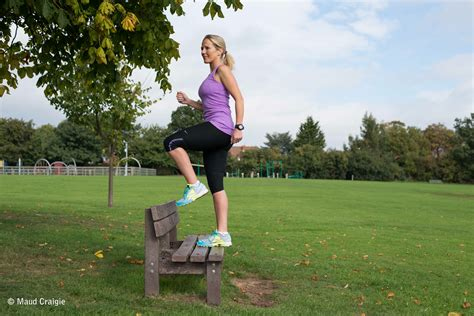 high bench step ups peta bee explains how fast exercise upends the fitness