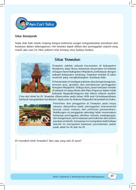 teks prosedur membuat gerabah buku kurikulum 2013 sd kelas 4 tema 1 buku siswa revisi 2014