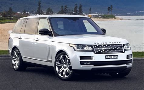 land rover white 2016 wallpapers land rover range rover vogue 2016