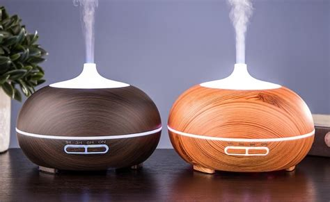 essential oil diffusers  aromatherapy reviewed
