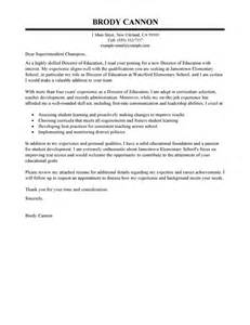 Lead Director Cover Letter by Leading Professional Director Cover Letter Exles Resources Myperfectcoverletter