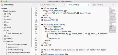 sublime text 3 cyanide theme 10 beautiful free themes for sublime text