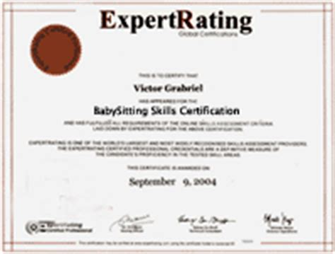babysitting and certification 19 99 babysitting course