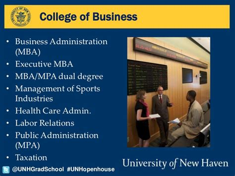 Dual Mpa Mba by Of New Graduate School Open House June 2012