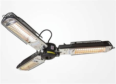 Radiant Patio Heaters Electric Radiant Parasol Patio Heater