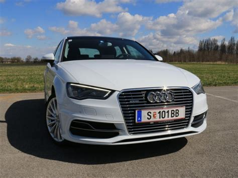 Audi E Tron Test by Audi A3 E Tron Plug In Hybrid Im Test Auto Motor At