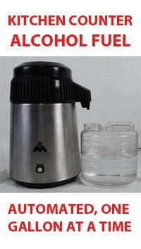 Countertop Moonshine Still by Lost Moonshine Still Makes Care Fuel At Home While You Sleep