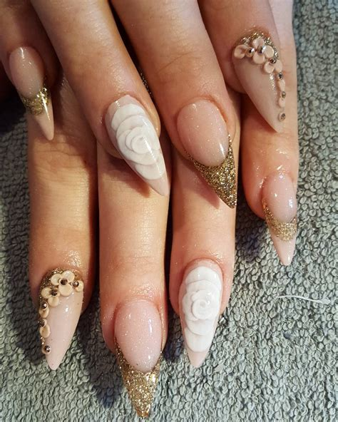 modele nail 30 3d acrylic nail designs ideas design trends