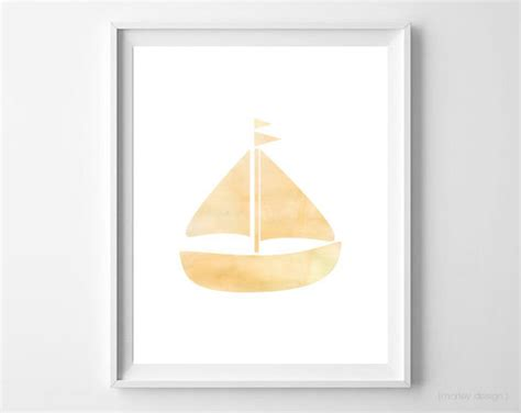 free printable nautical wall art 9 best images of nautical watercolor art free printable
